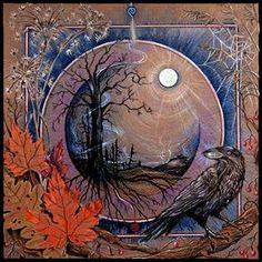 CJ Shelton – Celtic Festival of Samhain Samhain Halloween, Halloween Art, Halloween Labels, Blessed Samhain, Samhain Ritual, Celtic Festival, Pagan Art, Harvest Season, Witch Art