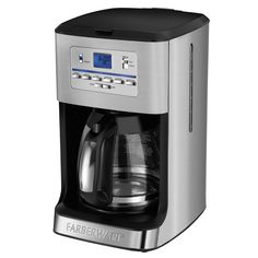 Born 2 impress: Born 2 Impress Everything Home Event-FARBERWARE 12-Cup Programmable Coffee and Tea Maker Review and Giveaway