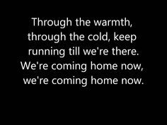 """Dotan-Home Lyrics"" Free-spirited, earthy song."