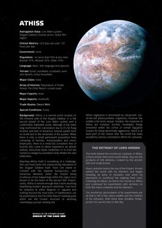 Planets, planets, and more planets - Page 8 - Star Wars: Edge of the Empire RPG - FFG Community Star Wars Books, Star Wars Rpg, Star Wars Pictures, Star Wars Images, Starwars, Aliens, Hard Science Fiction, Edge Of The Empire, Planets And Moons