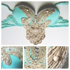 How to make a RAVE BRA: Goddess Athena Edition
