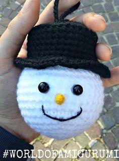 Boneco de Neve  Decoração Natalina