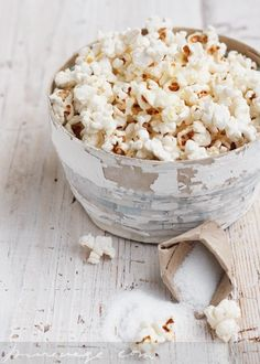 Popcorn, and a great discussion of the emotional side of photo composition