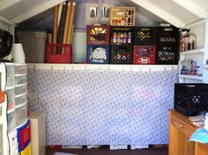 Shed Organization Shed Organization, Shed Storage, Garage Storage, Organizing, Clutter Solutions, Simple Shed, Building A Shed, Shed Plans, Getting Organized