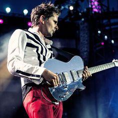 Matt Bellamy - MUSE - Unsustainable Tour - Stadio Olimpico, Rome 06/07/13