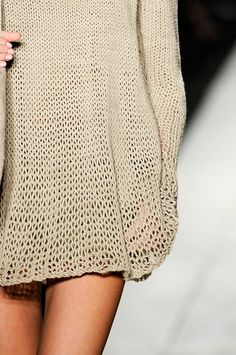 Counting Stone Sheep | Michael Kors Spring 2011