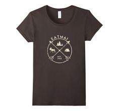 Katmai National Park Shirt- Outdoor Camping Alaska Gift