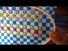 - 22 bordado español con cony - YouTube