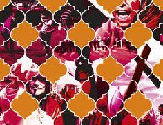 Bastidores. O amor no tempo do gás lacrimogêneo. Texto: João Almino. Ilustração: Janio Santos. Suplemento Pernambuco, edição 113, julho de 2015.