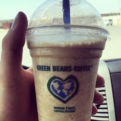 #Protein #Smoothie #green beans coffee #lecker #yummy #lowfat #Lowcarb #eiskaffee #kaffee lovers by blix89