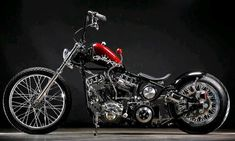 """There are very few things in this life that are more challenging than defining exactly what it takes to make a bike a """"chopper"""" Harley Bobber, Harley Bikes, Bobber Chopper, Bobber Bikes, Bobber Motorcycle, Cool Motorcycles, Vintage Motorcycles, Custom Bobber, Custom Choppers"""
