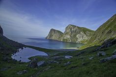 Kvalviknatnet, Lofoten Islands, Norway