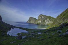 Kvalviknatnet, Lofoten Islands, Norway