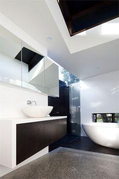 Simon Couchman Architects firma la Balnarring House