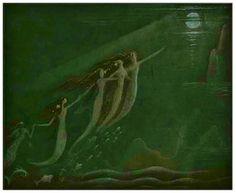 Kay Nielsen, The Little Mermaid