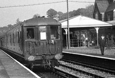 A reminder of the days when the Bluebell shared Horsted Keynes with electric trains. The re-signalling work currently nearing completion at Horsted Keynes includes provision for the eventual re-laying of the line to Ardingly. The option of re-electrifying the branch, for use by preserved electric trains as well as our own steam trains has been suggested by many people.