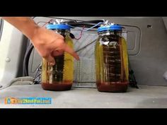 ▶ Hydrogen Hybrid Conversion For ANY Vehicle - I'm Saving 56% At The Gas Pump! - YouTube