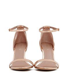 Reiss Malva Shoes | love the rose gold