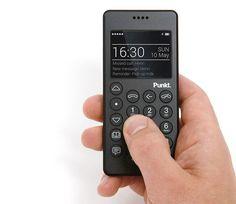 Punkt. & Jasper Morrison reimagine a supernormal mobile phone...