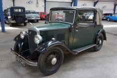 1934 Austin 10/4 Colwyn Drophead Coupe