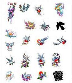 Tatuagens De Pombas E Seu Significado 33jpg