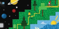 Microsoft's popular video game Minecraft helps kids learn everything from programming, science and math to art, languages and history.
