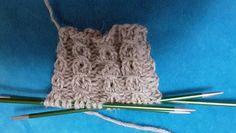 Ulla 01/18 - Artikkelit - Vaihtelua joustinneuleelle Diy And Crafts, 18th, Crochet Necklace, Knitting, Dots, Tricot, Breien, Stricken, Weaving