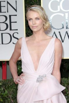 Charlize Theron - a goddess of sorts