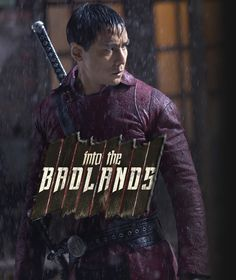 Hmmmmm not sure what I think yet. Has potential.  Into the Badlands