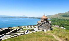 Lake sevan, Armenia https://www.holidayfactors.com/armenia/