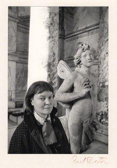 Iris Murdoch by Cecil Beaton