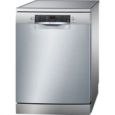Shop Online for Bosch Bosch Stainless Steel Freestanding Dishwasher and more at The Good Guys. Grab a bargain from Australia's leading home appliance store. Home Appliance Store, Harvey Norman, Home Reno, Place Settings, A Good Man, Washing Machine, Home Appliances, Stainless Steel, Dishwashers