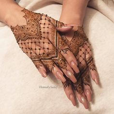 Mehndi Designs Source by dhdjdieh New Mehndi Designs 2018, Mehndi Designs For Fingers, Bridal Mehndi Designs, Henna Tattoos, Henna Tattoo Designs, Paisley Tattoos, Art Tattoos, Mehndi Design Pictures, Mehndi Images