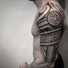 Maori tattoos Designs Ideas