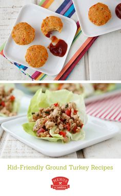 Weelicious shares 5 of their most popular ground turkey recipes. Find them on Weelicious.com