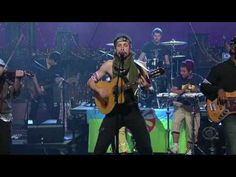 """Gogol Bordello """"Wonderlust King""""on the Late Show with David Letterman/2007 Gypsy punk at it's best.....LOUD and ENERGETIC!!!"""