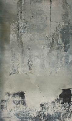 Koen Lybaert; Oil, 2013, Painting abstract N° 601