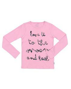 Mega lækre Name it Venn langærmet T-shirt Name it Overdele til Børnetøj i luksus kvalitet