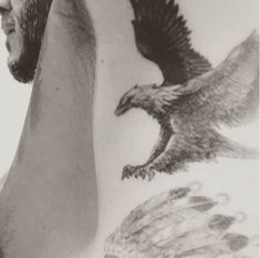 David Beckham reveals new eagle wings tattoo David Beckham Tattoos, Arm Tattoo, Eagle Wing Tattoos, Star Tattoos, Cara Delevingne, Lady Gaga, Selena Gomez, Adler Tattoo, Tattoos
