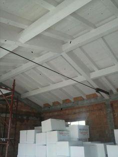 Tetto in legno pavimenti e tetti pinterest - Legno sbiancato tetto ...