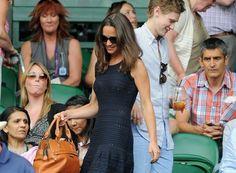 10 Photos That Prove Pippa Middleton Will Be A Very Stylish Aunt | aswornbykatemiddleton.com #fashion #pippa