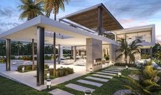 New Modern Luxury Villa project in Marbella, Spain.