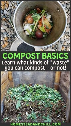 Composting is an awesome way to sustainably dispose of food waste and create free organic fertilizer. Come learn about 6 different ways to compost at home, including passive compost, hot compost, worm bins and more! Well also go over what materials can and cant be composted, tips for maintaining a healthy compost pile, and how to use finished compost in the garden. #compost #composting #zerowaste #gardening #gardentips