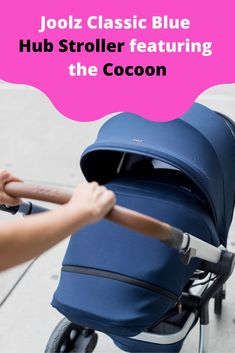 -Hub Baby Stroller with Cocoon- Joolz Hub Stroller offers plenty of room for your little one and the Cocoon is an excellent stroller footmuff for your newborn baby. via store Urban Stroller, Baby Store, Baby Gear, Baby Strollers, Baby Boy, Shopping, Room, Gears, Ms