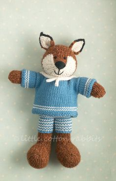 Fletcher by LCRknitted on Etsy