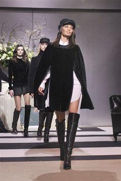 Paris Fashion Week - HM Fall 2013 collection