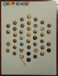 Collection of uniform buttons.  Railroad, police, fire, immigration Order of the Elk and others.