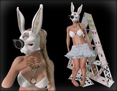 #secondlife You Would Have To Be Half Mad To Dream Me Up. - https://secondsocial.eu/you-would-have-to-be-half-mad-to-dream-me-up/