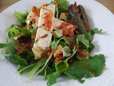 """This Seared Hearts of Palm salad from """"THE SEXY VEGAN COOKBOOK: Extraordinary Food from an Ordinary Dude"""""""