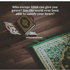 only Allah ❤